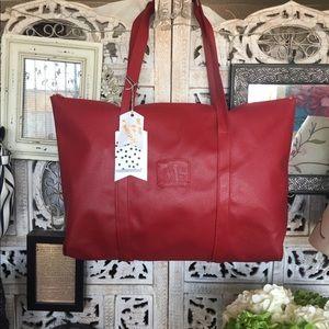 Handbags - Big RED tote bag 💼🛍🎈👛👝👜🎒
